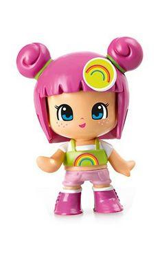 Pinypon Figura arco iris. #Pinypon #minidolls #toys #juguetes #dolls #fantasy #kids #ToyStore