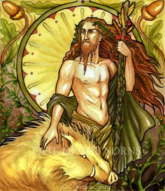 Freyr (or Frey) is one of the most important Vanir gods of Norse paganism, associated with sacral kingship, virility and prosperity, with sunshine and fair weather. Son of the sea god Njör&#24...
