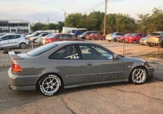 Civic Car, Honda Civic Vtec, Honda Civic Coupe, Honda Crx, Vtec Engine, Honda Prelude, Japan Cars, Import Cars, Jdm Cars
