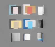 Paper Products from HAY Pens And Pencils, Bookbinding, Hay, Notebooks, Color Schemes, Notebook