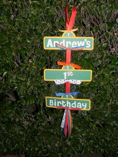 Hey, I found this really awesome Etsy listing at http://www.etsy.com/listing/111015579/sesame-street-party-sign