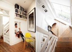 love that idea! simple and nice looking