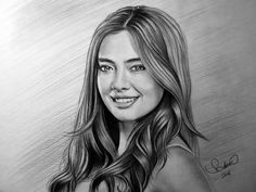 – Keep up with the times. Pencil Portrait Drawing, Pencil Art Drawings, Realistic Drawings, Art Sketches, Female Portrait, Portrait Art, Female Art, Selena Gomez Drawing, Beautiful Pencil Drawings