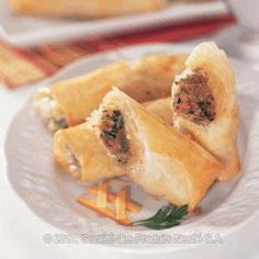 Filo Fingers with Lamb Recipe - Ramadan Recipes - Nestle Family ME
