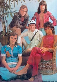 1972 AC/DC - LMAO! Not exactly the image I have of them...