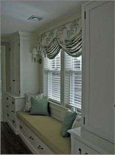 Tons of Fabulous Window Treatments on this site