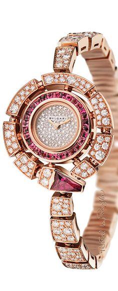 Rosamaria G Frangini | High Jewellery Watches | Regilla ⚜ Una Fiorentina in California