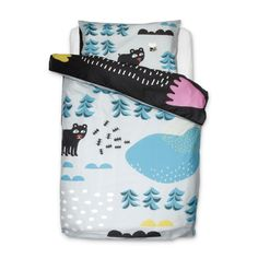 """Quilt set with story book - FABLES """"Hedvig"""" 