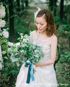 2ndBouquetkaruizawa garden Wedding_ハワイウエディング_produced by AYANO TACHIHARA Wedding Design 軽井沢ガーデンウエディング、邸宅ウエディング