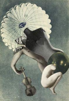 Karel Teige - Collage, 1937-1940