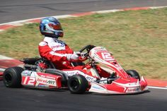 Five New Rotax Karting Champions