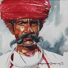 watercolor-painting-by-rajkumar-sthabathy 24