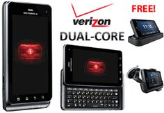 Motorola Droid 3 with Free Accessory Bundle - http://www.1800mobiles.com/motorola-droid-3-verizon-phone.html