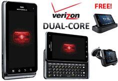 Motorola Droid 3 with Free Accessory Bundle - http://www.1800mobiles.com/motorola-droid-3-verizon-phone.html