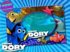 Finding Nemo Blank Invitations finding dory blank invitation blank by ...