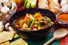 Health benefits of vegetable soup http://timesupdate.com/storydescription/847/Health-benefits-of-vegetable-soup/0