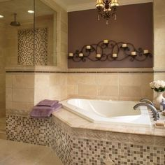 Bathroom Hot Tub Design, Pictures, Remodel, Decor and Ideas - page 24