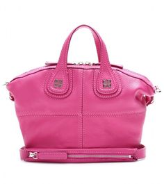 Givenchy Nightingale Micro leather tote on shopstyle.com