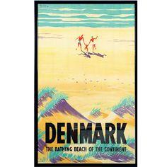 10 populære turistplakater - MODERNE KUNST - KUNST - Antik og Auktion