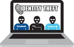 Beware of identity theft | Image source: Preparedforthat.com