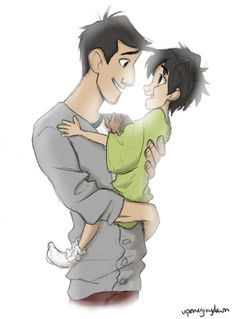 Tadashi and Hiro, best brothers for life
