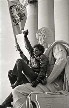 Shes Beautiful When Shes Angry Tells The Feminist History Left Out Of Your School Textbook Children Of The Revolution, Feminist Movement, Protest Art, Black Panther Party, Riot Grrrl, African American History, Asian History, British History, Power To The People