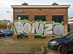Delft Graffiti by Akbar Sim on Flickr.