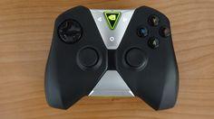 El mando de la Nvidia Shield TV