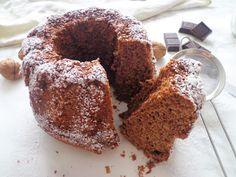 Ciasto czekoladowo-bananowe (Ciambella al cioccolato e banane)