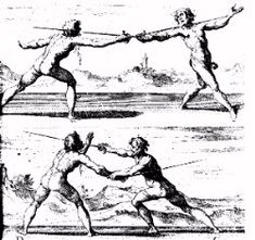 16th Century fencing manual