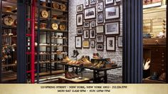 Frye Flagship Stores - The Frye Company