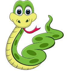 Cartoon Snakes Clip Art Page 2 - Snake Cartoon Clip Art