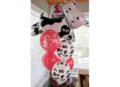 Farm Theme Birthday Party Ideas | Photo 4 of 25 | Catch My Party