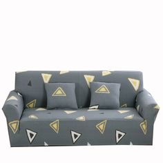 Lazy Boy Sofa Universal Grey Couch Sofa Covers For Living Room Multi size Home Decoration Furniture Covers