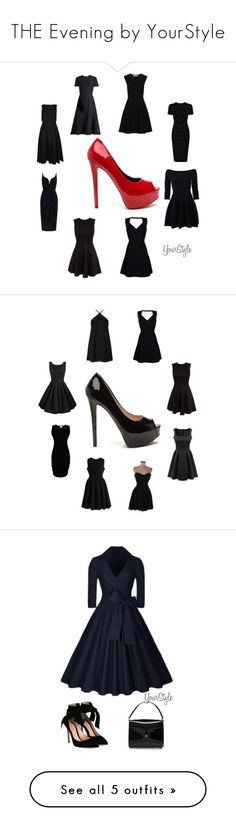 """THE Evening by YourStyle"" by hana-krymlakova on Polyvore featuring Hervé Léger, McQ by Alexander McQueen, Jonathan Simkhai, Zimmermann, Ted Baker, Valentino, Diane Von Furstenberg, Velvet by Graham & Spencer, Victoria's Secret and Chicwish"