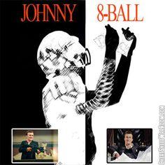 Funny Fantasy Football Logo of Cleveland Browns' Johnny Manziel