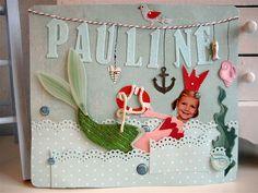 mermaid-party invitation