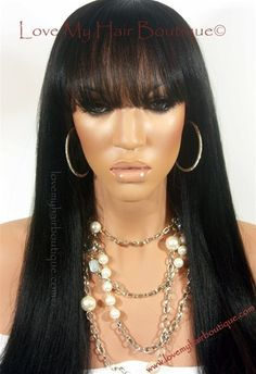 chinese bangs hairstyle pictures : Hairstyles on Pinterest Chinese Bangs, Bangs and Sew In Weave