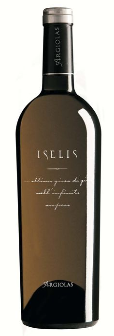 Nasco with a small percentage of Vermentino. Ample, harmonious scent, with notes of yellow blossoms, tropical fruits  and underlying light mossy notes.