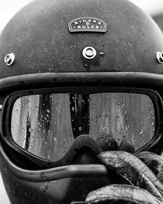MATT BLACK ROAD RIDER NO-STUD HARLEY MOTORCYCLE VINTAGE OLD SCHOOL STYLE HELMET