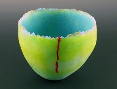 Jaye Houle,   Verre et Laine (Glass and Wool) Series.