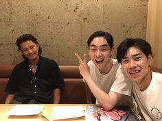 Shun Oguri, Crows Zero, Japan Fashion, Ulzzang, Celebs, Singer, Actors, Shit Happens, Couple Photos