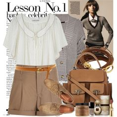 Elegant Outfit Idea with Oxford Shoes