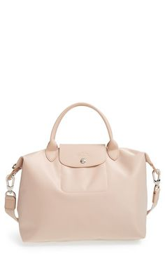 Longchamp 'Le Pliage Neo - Medium' Tote available at #Nordstrom- in Bilberry though