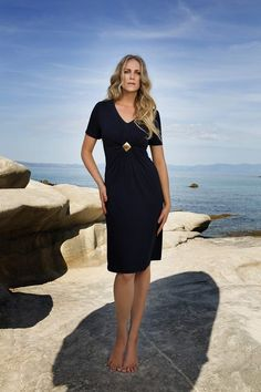 This amazing solid color dress will ensure you stand out at an occasion for a Friday nightout! http://www.vampfashion.com/index.php/collections/P1041-women-beachwear-dress-95-viscose-5-elastane-6285 #vampfashion #summer_dress