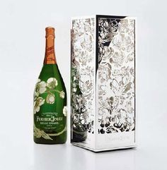 Perrier-Jouet Champagne's Belle Epoque Gift set: I got this for my ...