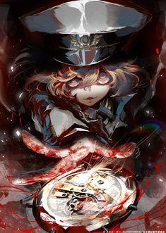 Tanya will be coming back for a new Youjo Senki: Saga of Tanya the Evil anime movie! Anime Kunst, Anime Art, Otaku, Tanya Degurechaff, Japan Expo, Tanya The Evil, Evil Anime, Character Design Cartoon, Film D'animation