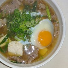 Japanese Dishes, Japanese Food, Junk Food, Ramen, Eggs, Beef, Cooking, Breakfast, Ethnic Recipes