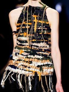 If you're in the mood for some serious eye candy, take a gander at Joseph Altuzarra's fall collection.