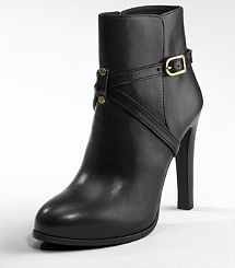 Might be the bootie for me this fall.  Tory Burch - $425.  Also need stacked heel boot, in caramel.